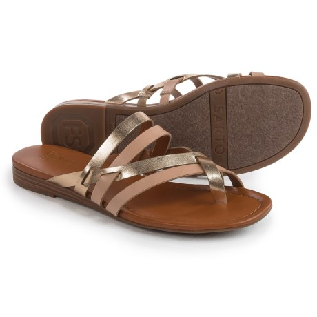 Franco Sarto Gennifer Sandals - Leather (For Women)