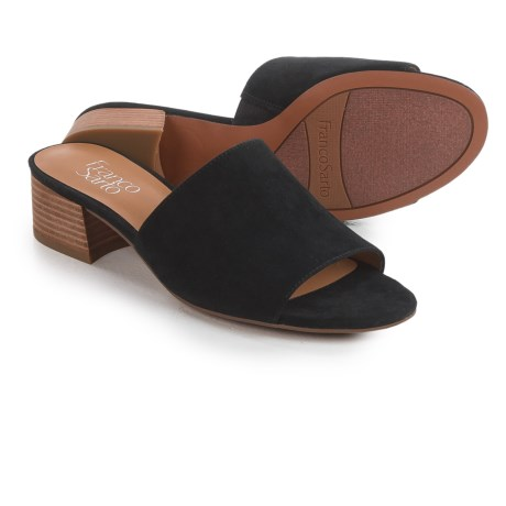 Franco Sarto Tempest Sandals - Suede (For Women)