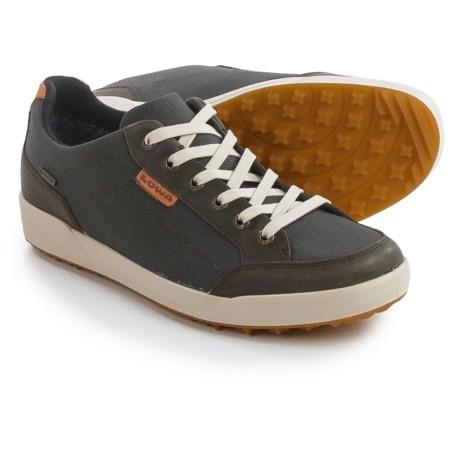 Lowa Boston Gore-Tex® Lo Sneakers - Waterproof, Leather (For Men)