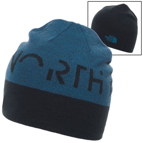 The North Face Reversible TNF Banner Beanie (For Men)