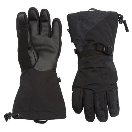 The North Face Montana Etip Gloves - Waterproof, Insulated, Touchscreen Compatible (For Women)