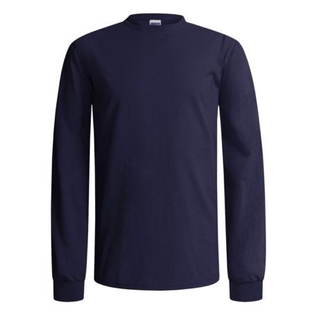 Gildan Crew Shirt - Long Sleeve (For Men and Women)