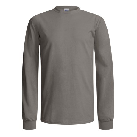 Gildan Crew Shirt - Long Sleeve (For Men and Women)