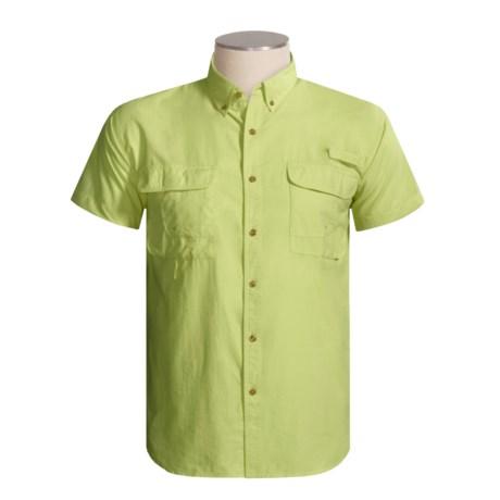Redington Gasparilla Dri-Block Fishing Shirt - UPF 30+, Short Sleeve (For Men)
