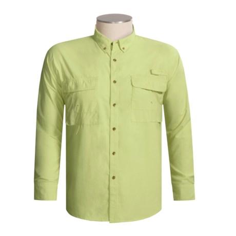 Redington Gasparilla Dri-Block Fishing Shirt - UPF 30+, Long Sleeve (For Men)