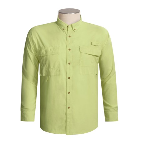 Redington Gasparilla Dri-Block Fishing Shirt - UPF 30+, Long Sleeve (For Men)