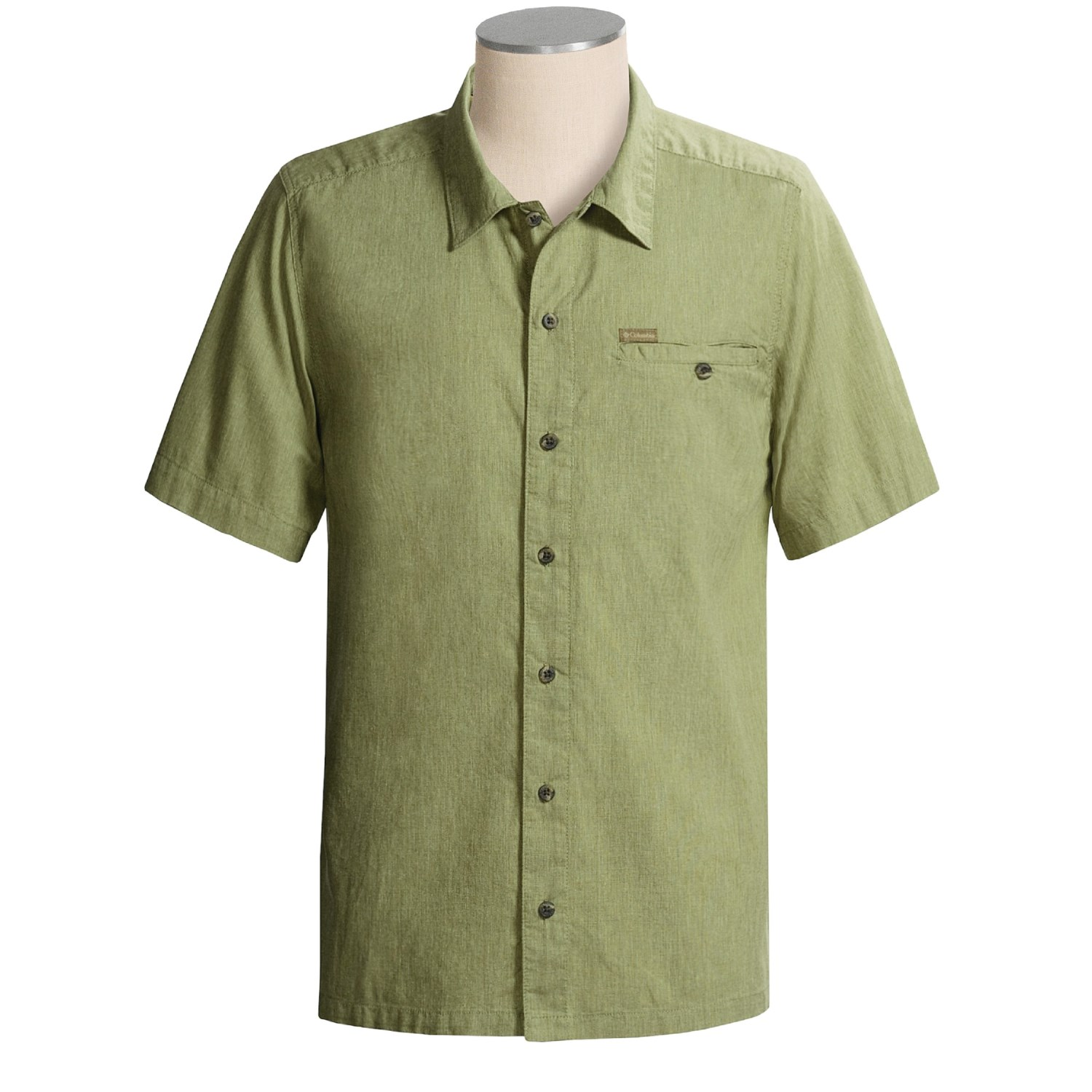 Columbia Sportswear Crown Point Camp Shirt For Tall Men