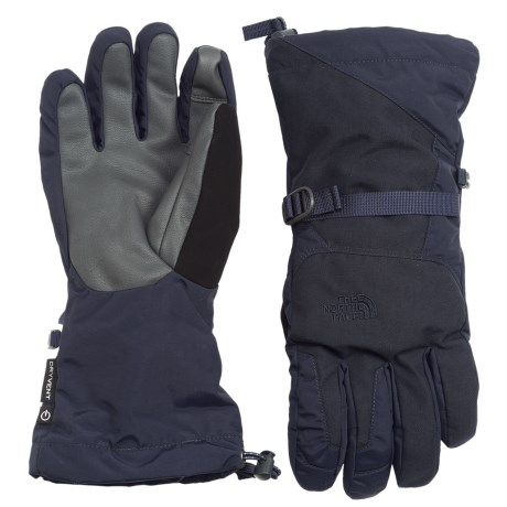 The North Face HyVent® Montana Etip® Gloves - Waterproof, Insulated (For Men)