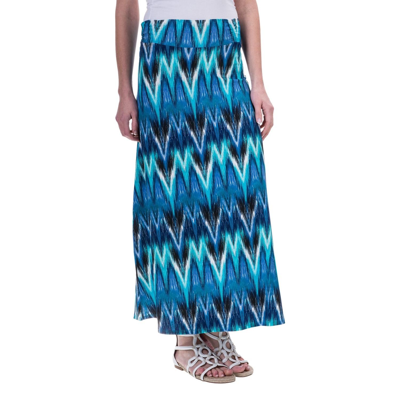 aventura clothing nevis maxi skirt for 199aw
