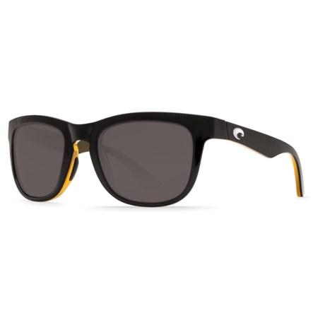 Costa Copra Sunglasses - Polarized 580G Glass Lenses