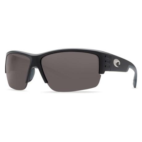 Costa Hatch Sunglasses - Polarized 580P Lenses