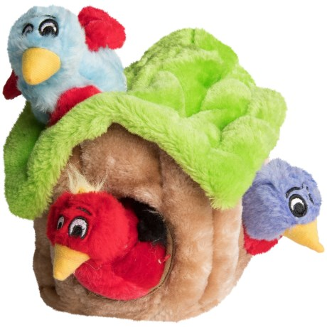 Outward Hound Hide-a-Bird Squeaky Dog Toy