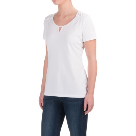 Aventura Clothing Hamlin Shirt - Organic Cotton-Modal, Short Sleeve (For Women)