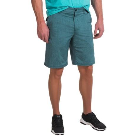 G.H. Bass & Co. Explorer Heathered Shorts (For Men)