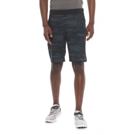 Kyodan Printed Woven Shorts (For Men)