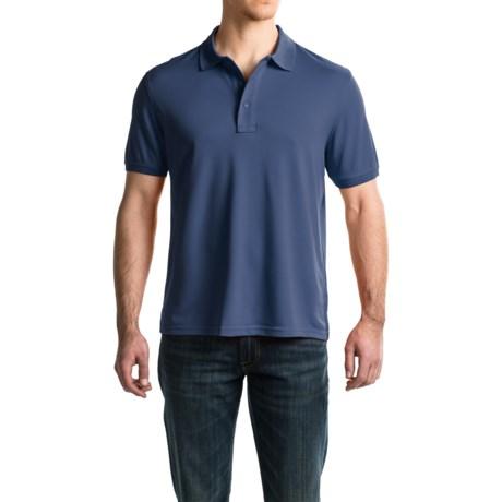 G.H. Bass & Co. Explorer Pique Polo Shirt - Short Sleeve (For Men)