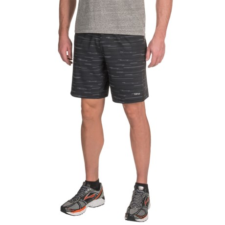 Hind Relaxed Stretch Shorts - Built-In Briefs (For Men)