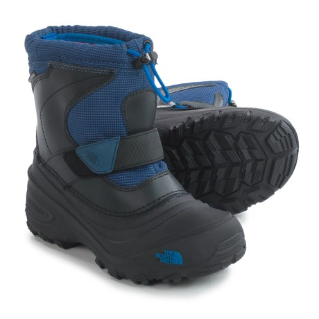 The North Face Alpenglow II Snow Boots - Waterproof, Insulated (For Little and Big Kids)