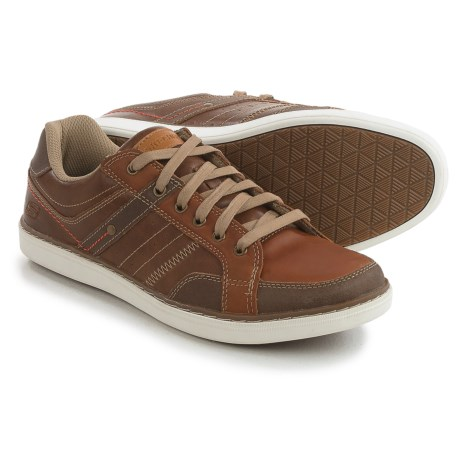 Skechers Classic Fit Lanson Torben Sneakers - Leather (For Men)
