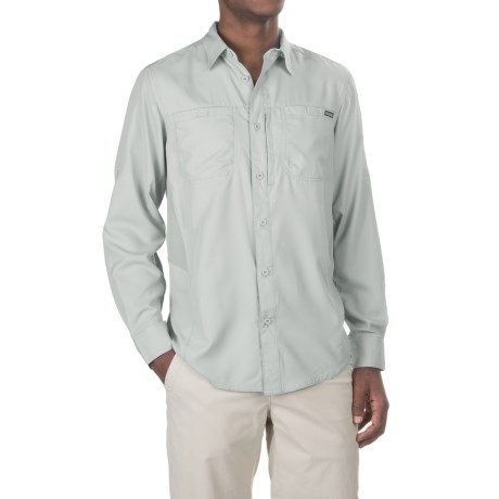 Pacific Trail High-Performance Shirt - UPF 30, Long Sleeve (For Men)
