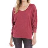 Lole Maja Knit Shirt - Long Sleeve (For Women)