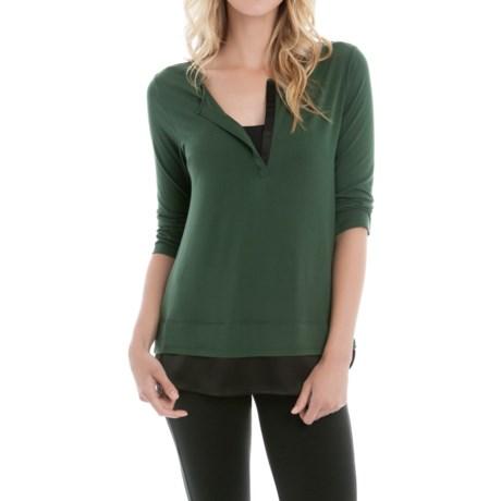Lole Abby Tunic Shirt - 3/4 Sleeve (For Women)