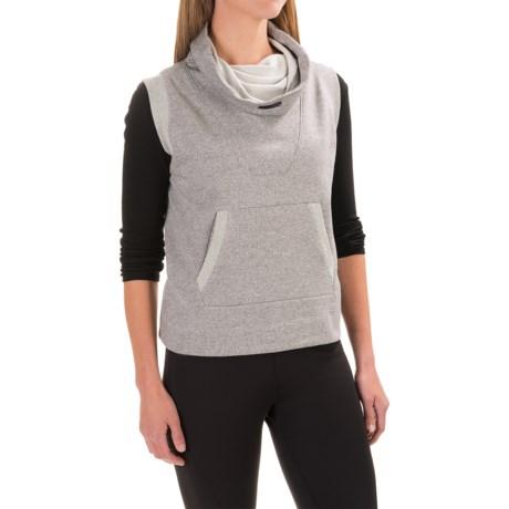 Lole Flavia Sweater-Knit Tank Top - Funnel Neck (For Women)