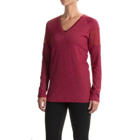 Lole Mason Tunic Shirt - V-Neck, Long Sleeve (For Women)