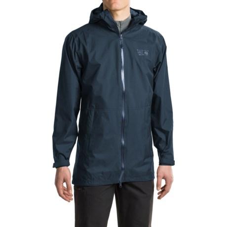 Mountain Hardwear Finder Dry.Q® Hooded Jacket - Waterproof (For Men)