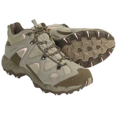 Columbia Footwear Pagora Mid Light Hiking Shoes (For Women)