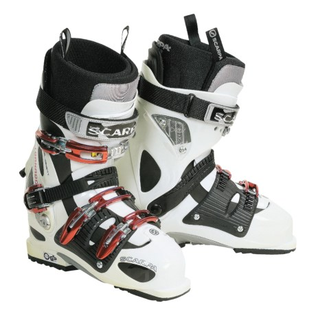 Scarpa Tornado Pro Alpine Touring Ski Boots - Freeride (For Men and Women)