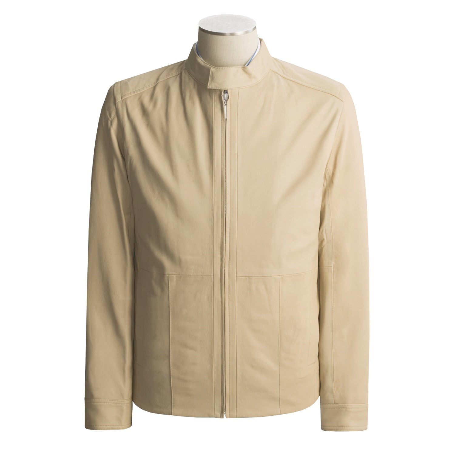 Concepts by Claiborne Short Lambskin Jacket (For Men) - Save 59