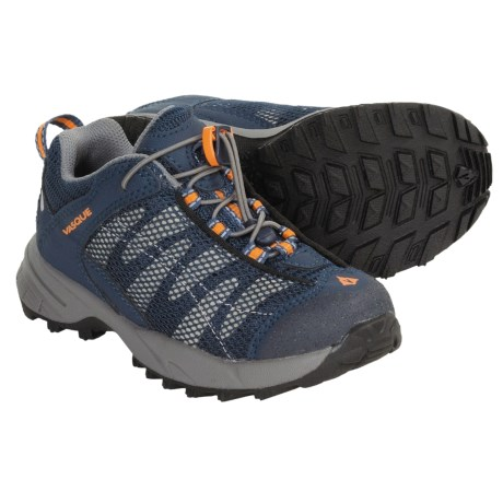Vasque Velocity II VST Trail Running Shoes (For Kids)