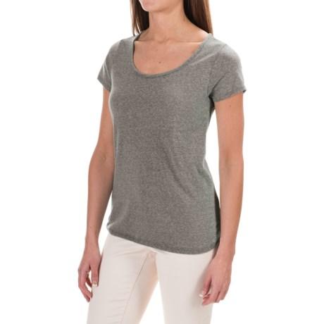 Artisan NY Knit T-Shirt - Short Sleeve (For Women)