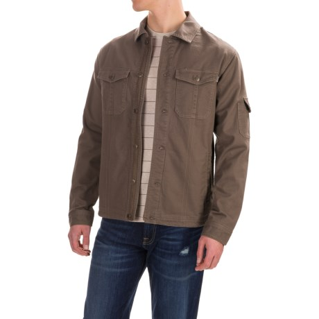 Outdoor Research Winter Deadpoint Jacket - Organic Cotton (For Men)