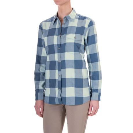 Mountain Hardwear Winter Bridger Tunic Shirt - Long Sleeve (For Women)