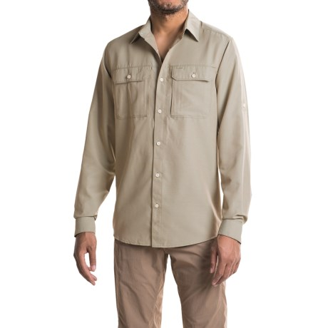 Mountain Hardwear Canyon Shirt - UPF 50, Long Sleeve (For Men)