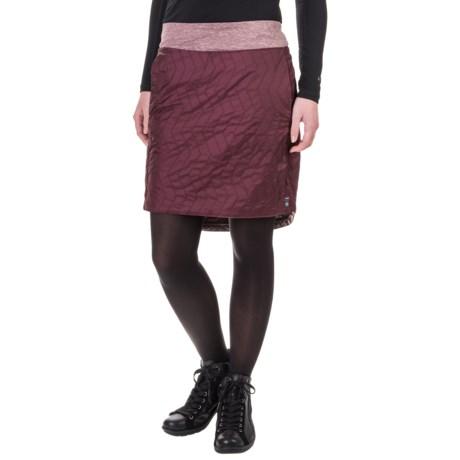 Mountain Hardwear Trekkin Knee Skirt - Insulated (For Women)