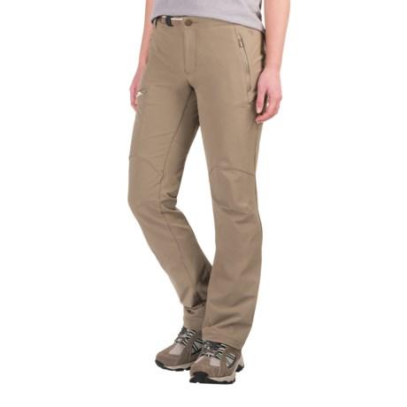 Mountain Hardwear Chockstone Midweight Active Pants - UPF 50 (For Women)