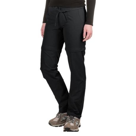 Mountain Hardwear Yuma Convertible Pants - UPF 50 (For Women)