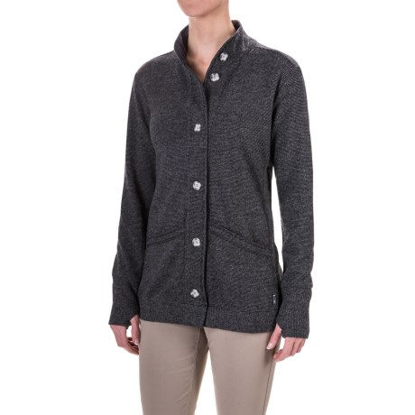 Mountain Hardwear Sarafin Cardigan Sweater (For Women)