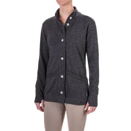 Mountain Hardwear Sarafin Cardigan Sweater (For Women)