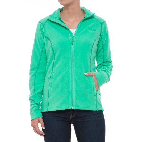 Mountain Hardwear MicroChill 2.0 Fleece Jacket - UPF 50 (For Women)
