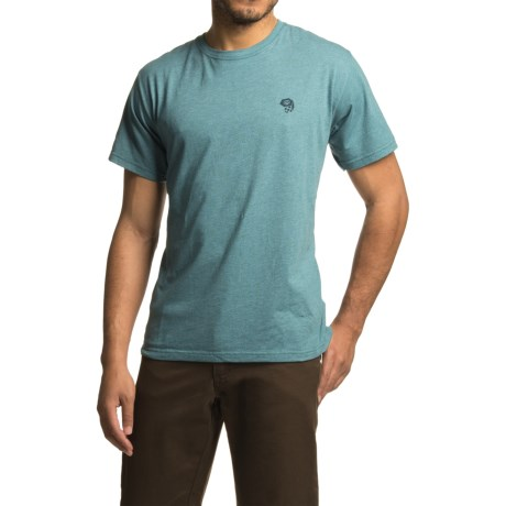 Mountain Hardwear Graphic MHW Logo T-Shirt - Short Sleeve (For Men)