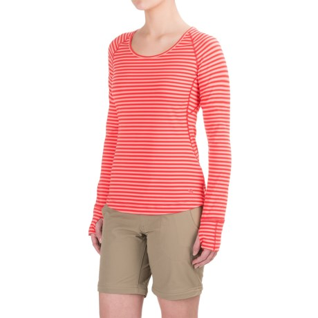 Mountain Hardwear Butterlicious Shirt - UPF 50, Long Sleeve (For Women)