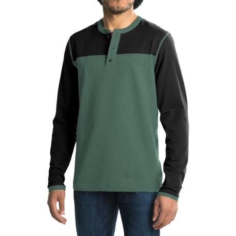 Mountain Hardwear Cragger Henley Shirt - Long Sleeve (For Men)