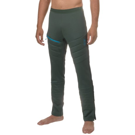 Mountain Hardwear Desna Alpen Base Layer Pants - Insulated (For Men)