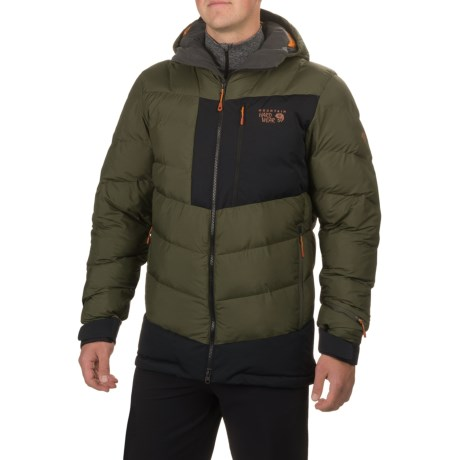 Mountain Hardwear Therminator Hooded Parka - Insulated (For Men)