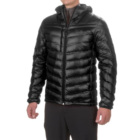 Mountain Hardwear StretchDown RS Hooded Jacket - 750 Fill Power, Full Zip (For Men)