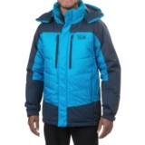 Mountain Hardwear Glacier Guide Down Hooded Parka - 650 Fill Power (For Men)